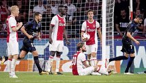 Ajax fue eliminado en fase previa de la Champions League [VIDEO]