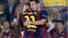 ​Lionel Messi despide a Neymar con emotivo video en Instagram