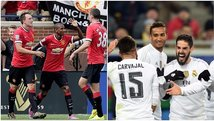 Real Madrid vs Manchester United: Alineaciones confirmadas de supercopa