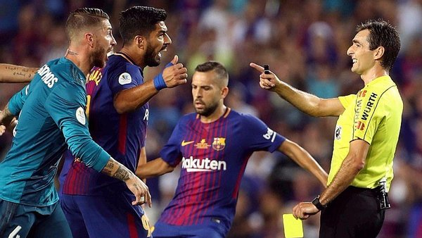 Barcelona vs. Real Madrid EN VIVO por la Supercopa de España