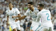 Real Madrid: Marco Asensio se lució con estupendo gol [VIDEO]