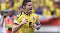 Eliminatorias: James Rodríguez podría perderse fecha doble con Colombia