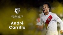 André Carrillo es nuevo jugador del Watford de la Premier League [VIDEO]