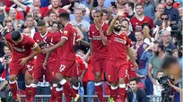 Liverpool goleó 4-0 al Arsenal en la Premier League [VIDEO]