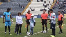 ​Alianza Lima: Niños de 'Make a wish' presentes en 'Matute' [FOTOS]