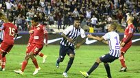 Alianza Lima vs Universitario: Ascues abre la cuenta con golazo [VIDEO]