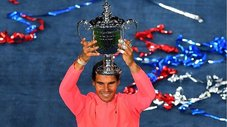 Rafael Nadal se proclamó campeón del US Open [VIDEO]