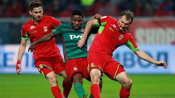 Jefferson Farfán: Copenhague vs Lokomotiv EN VIVO ONLINE Europa League