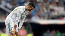 Real Madrid: así reaccionó Cristiano Ronaldo tras gol del Betis [VIDEO]