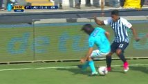 Alianza Lima vs Sporting Cristal: tremenda huacha de Pajoy a Cazulo [VIDEO]