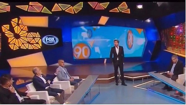 Perú vs. Argentina: Fox Sports se burla de 'espía' enviado a la Videna [VIDEO]