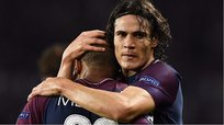 Champions League: Golazo de Edinson Cavani al Bayern Munich [VIDEO]