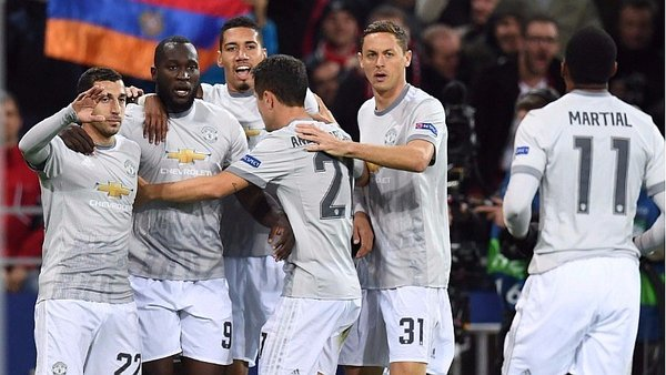 Manchester United sigue imparable y goleó al CSKA en la Champions [VIDEO]