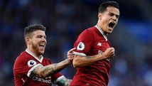 Philippe Coutinho mostró su calidad: pared y gol en la Champions League