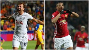 Barcelona observa de cerca a Harry Kane y Anthony Martial