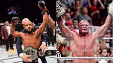 UFC: Demetrious Johnson quiere enfrentar a Brock Lesnar
