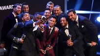 Premio 'The Best': el XI ideal con presencia de 4 sudamericanos