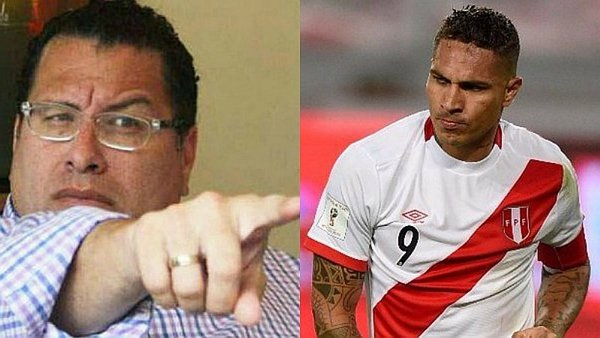 Paolo Guerrero: Phillip Butters dispara contra el 'Depredador' [VIDEO]