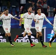 Champions League: Sevilla igualó ante Liverpool [VIDEO]