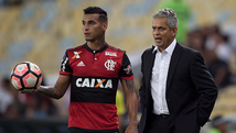 Flamengo venció a Junior con asistencia de Miguel Trauco [VIDEO]