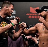 Michael Bisping vs. Kevin Gastelum: horarios del UFC Fight Night Shanghai