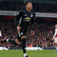 Manchester United venció al Arsenal en la Premier League [VIDEO]