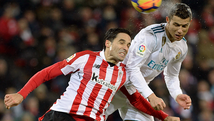 Real Madrid empató sin goles con Athletic de Bilbao