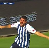 Alianza Lima: revive el doblete de Gabriel Leyes [VIDEO]