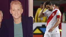 ​Martín Liberman calificó a Claudio Pizarro de 'retirado' en Fox Sports
