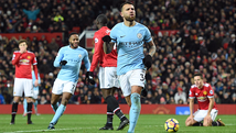 Premier League: Manchester City venció al United y se disparó en la punta
