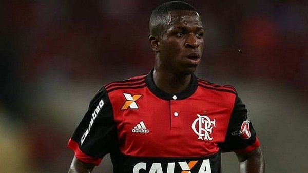 Vinicius Júnior quiere apurar su traspaso al Real Madrid