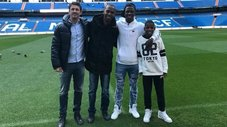 Real Madrid vs. Barcelona: Vinicius Junior presente en el Clásico