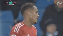 André Carrillo realizó tremenda jugada ante Manchester City [VIDEO]