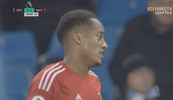 André Carrillo y el jugadón que se mandó ante Manchester City [VIDEO]