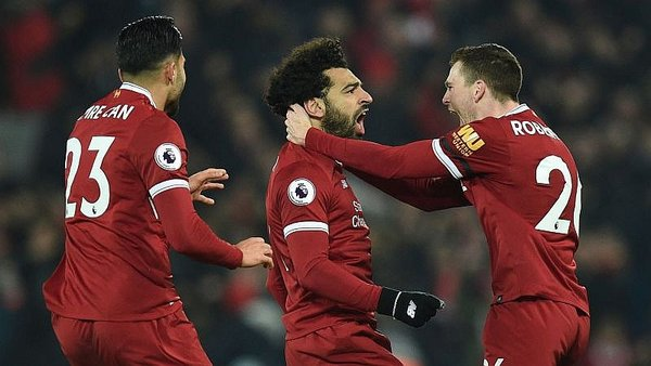 Liverpool acabó con invicto del Manchester City en un partidazo [VIDEO]