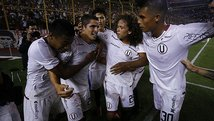 Universitario igualó 1-1 con DIM por la Noche Crema 2018 [VIDEO]