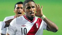 Jefferson Farfán es viral en Chile por un video de su infancia