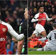 Premier League: Arsenal arrolla a Crystal Palace en 22 minutos [VIDEO]