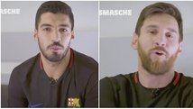 Jugadores de Barcelona despiden a Mascherano con emotivo video