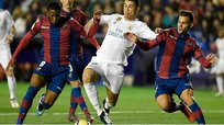 Levante vs. Real Madrid EN VIVO ONLINE por la Liga Santander