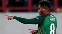 Jefferson Farfán anotó en empate del Lokomotiv Moscú [VIDEO]