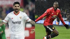 Sevilla vs. Manchester United: se chocan por la Champions League