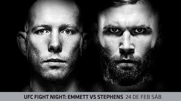 UFC on Fox 28: horarios y canal para ver Josh Emmett vs. Jeremy Stephens