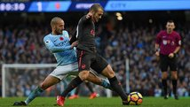 Manchester City y Arsenal chocan este domingo por la final de la Copa de la Liga