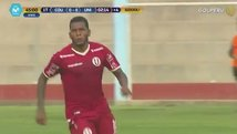 Universitario: Quintero marca un golazo y pone el 0-1 [VIDEO]