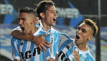 Racing Club superó 2-1 a Vélez Sarsfield con Luis Abram en cancha [VIDEO]
