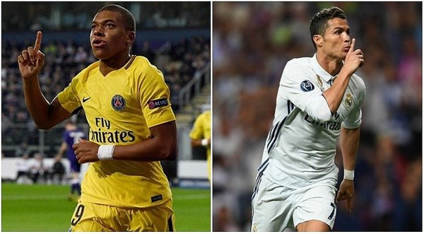 PSG vs Real Madrid: Alineaciones confirmadas para la Champions League / Foto: twitter