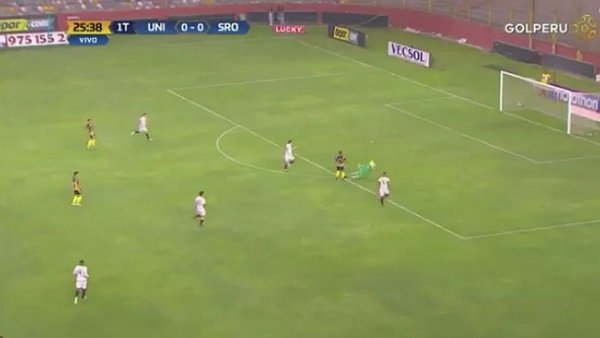 Universitario pierde en el Monumental con gol de Adrianzén [VIDEO]