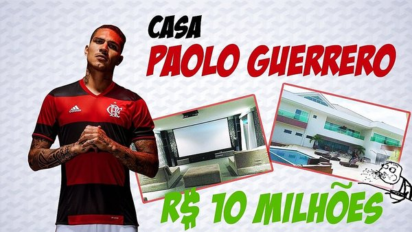 Paolo Guerrero: vecino le interpone demanda por insólita razón [VIDEO]