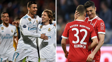 ​Bayern Munich vs Real Madrid: Alineaciones confirmadas por Champions League